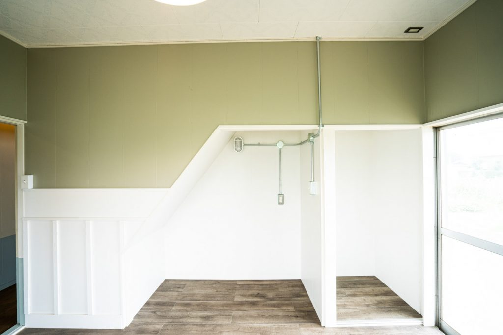BEACH HOUSE 1F洋室②