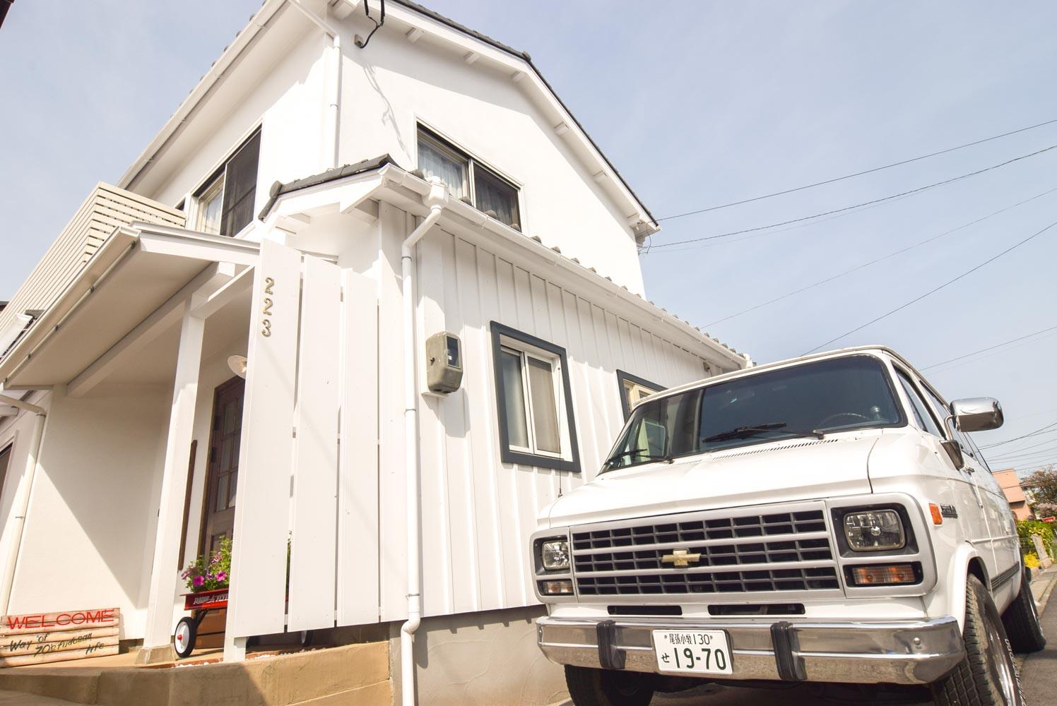 70年代不動産 AMERICAN HOUSE